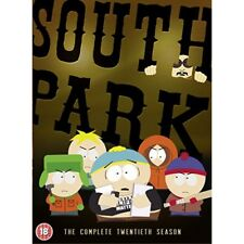 South Park Series 20 Complete DVD and Season Twentieth