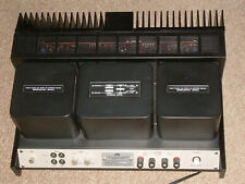 JVC M-3030 Stereo Power Amplifier Victor M 3030 Doppel Mono Power Amp