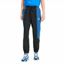 Pantalones Puma Tailored For Sport Woven Azul Hombre