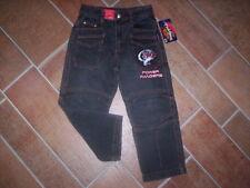 Pantaloni casual jeans Power Rangers bimbo bambino tasche denim cotone 3 4 anni