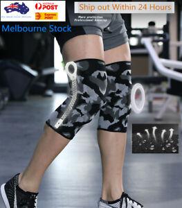 1pcs Knee BraceGuard Protective Kneepad Camouflage Basketball Leg Pads Protector
