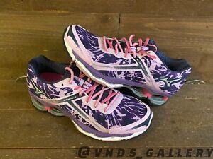 Mizuno Wave Creation 15 Woman Running Purple Pink Sz 8.5 New