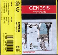 "K 7 AUDIO (TAPE) GENESIS   ""TRESPASS"""
