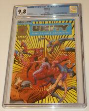 Unity #1 (1992) Valiant Rare Gold Edition Harbinger Magnus  CGC 9.8
