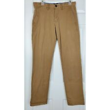 Gap size 31 32 khakis slim stretch Pants