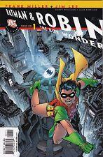 DC Comics! Batman and Robin: The Boy Wonder! Issue 1!
