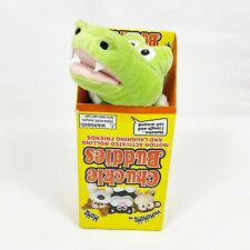 Chuckle Buddies Alligator Battery Operated Motion Activated Laughing And Rolling