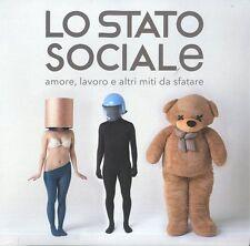 LO STATO SOCIALE AMORE LAVORO E ALTRI MITI DA SFATARE VINILE LP NUOVO SIGILLATO