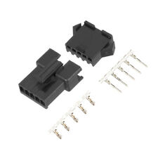 2.54mm 5 Pin Male Female JST-SM Housing Crimp Terminal Connector