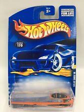 Hot Wheels 2001 Solar Eagle III #170 53713 B25d