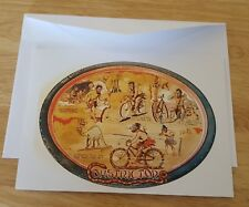 Vintage Bicycle,Classic Bike,Constrictor Bicycle Card