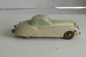 Vintage Prameta Kolner Automodelle Jaguar XK 120 Germany Brit Zone Toy Auto