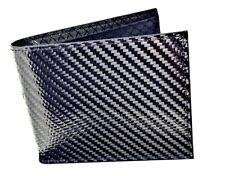 Carbon Fiber Wallet With RFID-Blocking System