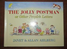The Jolly Postman or Other People's Letters Janet & Allan Ahlberg All Letters
