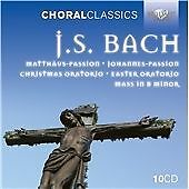 J.S. Bach: Choral Works, Various Artists CD | 5028421943824 | New