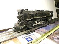 Lionel 665 4-6-4 loco - runs F/N/R - smokes - good condition - O ga -fast ship