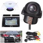 Waterproof 150 Degree Car Rear View Cam Reverse Backup Camera Night Vision DC12V