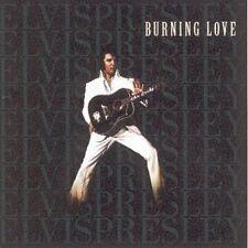 Elvis Presley - Burning Love [New CD]