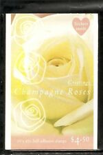 Australia Champagne Roses Booklet , Mhn