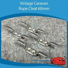 Caravan Camper ROPE CLEAT 60MM, Vintage,Viscount, Franklin, Millard, York.