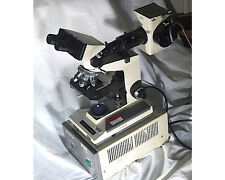 Olympus BHT Transmitted / Reflected Light Microscope - Complete Setup