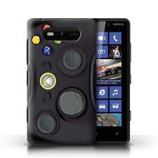 Étuis, housses et coques noire Nokia Lumia 820 pour téléphone mobile et assistant personnel (PDA) Nokia