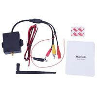 WiFi Transmitter Reversing Camera AV To Car Rear View Module For iPhone Android