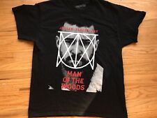 Vintage Justin Timberlake Man Of The Woods 2016 Concert Shirt Adult L Tour Date