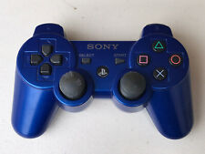 PlayStation 3 Sixaxis DualShock 3  Wireless Controller - Blue