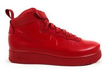 Nike Air Force 1 Foamposite Cup Men's Red Lifestyle Sneakers BV1172-600 Size 9.5