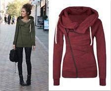 New Women Winter Hooded Slim Coat Jacket Casual Warm Sportwear Outwear