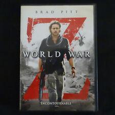 DVD World War Z - Brad Pitt