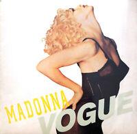 """Madonna 7"""" Vogue - France (VG/VG)"""