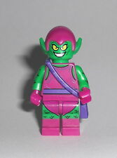 LEGO Super Heroes - Green Goblin (Magenta) - Figur Minifig Spiderman 76057