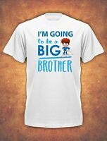 I'm going to be a Big Brother Birthday Present Children's  T-shirt kids