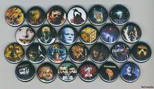 Horror, Zombie, Monster, Slasher 25 New MAGNETS