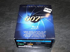 BLU-RAY COFFRET 6 BLU-RAY DISC JAMES BOND 007 20TH OCCASION 6 FILMS