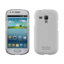 Genuina marca nueva Tech21 D30 impacto Snap Case Para Galaxy S3 Mini Blanco t21-2172