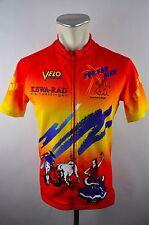 Fun for Bike Zollinger cycling jersey maglia Rad Trikot Gr. L 54cm X20
