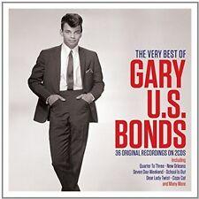 Gary Bonds U.S. - Very Best Of [New CD] UK - Import