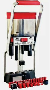 LEE Load-All II Shotshell Reloading Press 12 GA With 24 Bushings COMPLETE SET