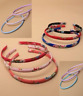 3-6 x SET ALICE BANDS HEADBAND FLORAL PRINT FABRIC HAIR BAND WOMEN GIRL SCHOOL
