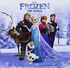 Frozen-The Songs / O - Frozen-The Songs (Original Soundtrack) [New CD] Italy