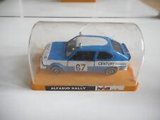 Polistil Alfa Romeo Alfasud Rally in Blue on 1:43 in Box