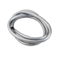 GRAY PETROL FUEL HOSE 5MM MOTORCYCLE QUAD MOTORBIKE ROLLER COMPETITION TUNNING