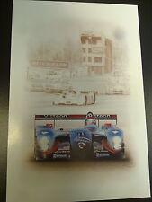 Art Card 1999 Petit Le Mans, Panoz LMP, door Francois Bruère