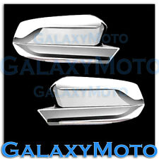 2010-2012 FORD MUSTANG Chrome plated Full ABS Mirror Cover a pair 10-12