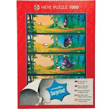 MORDILLO sorpresa lupo Puzzle 1000 pezzi