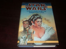 STAR WARS COURTSHIP OF PRINCESS LEIA 1ST HB BOOK