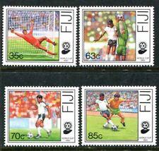 Fiji 611-614, MNH, Sport Championships Football  s9249